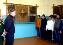 В Переславской ОТШ ДОСААФ России с 10 октября 2016 года начался новый учебный год по подготовке военной учетной специальности