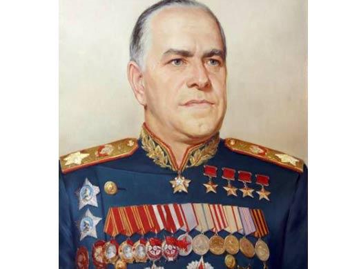 К 120-летию со дня рождения Маршала Г.К.Жукова