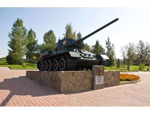 Т-34 — лучший танк Второй мировой войны, танк, название которого неотделимо от слова «Победа».