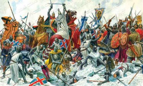 770-я годовщина со дня победы дружины князя Александра Невского