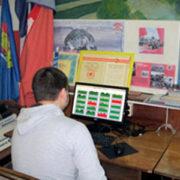 Выпускной экзамен в Переславской ОТШ ДОСААФ России