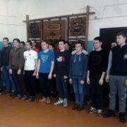25 призывников Переславля получили свидетельства по военно-учетной специальности
